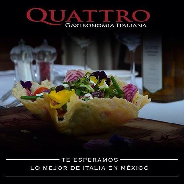 Delicias De Quattro - Quattro - JW Marriott Sta Fe, México, CDMX