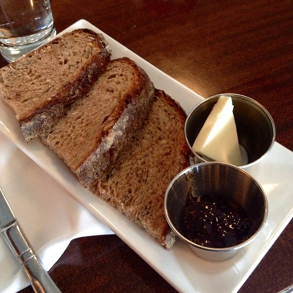 Whole Grain Toast - Watty & Meg, Brooklyn, NY
