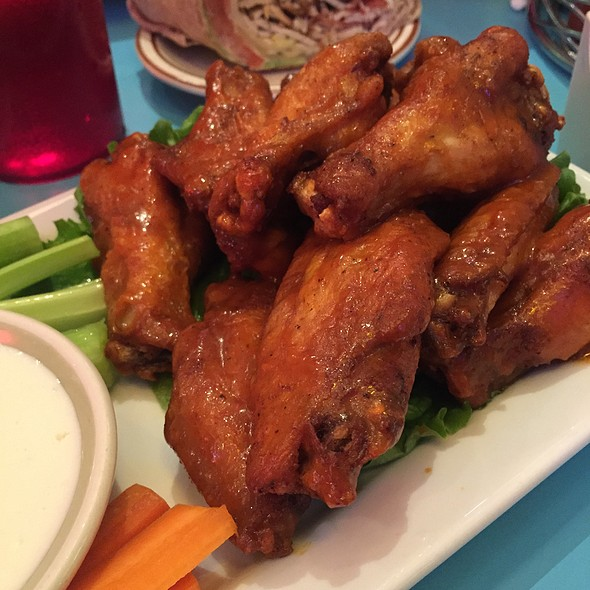 Buffalo Wings - Big Daddy's – Upper West Side, New York, NY