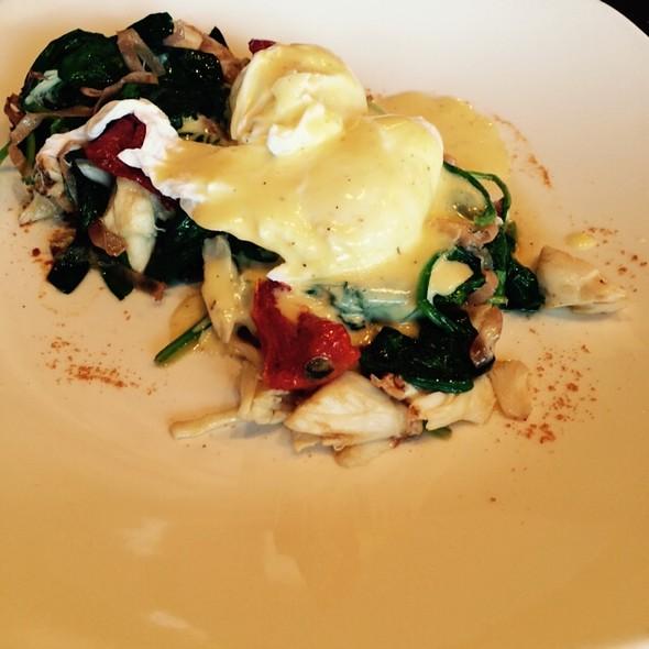 Victoria Eggs Benedict - Victoria Gastro Pub, Columbia, MD