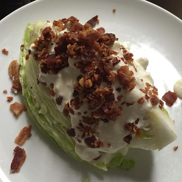 Wedge Salad - Luciano's, Wrentham, MA