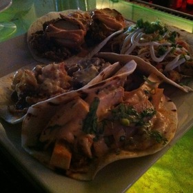Tacos - Touch Supper Club, Cleveland, OH