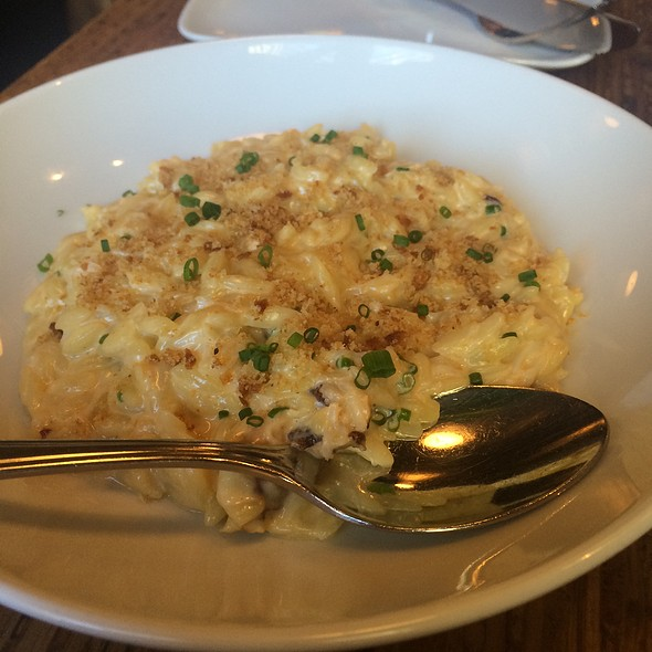 Uni And Dungeness Crab Risotto - Willi's Seafood & Raw Bar, Healdsburg, CA
