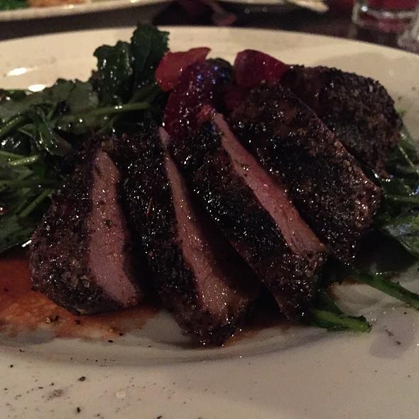 Venison Loin - Margaux's Restaurant, Raleigh, NC