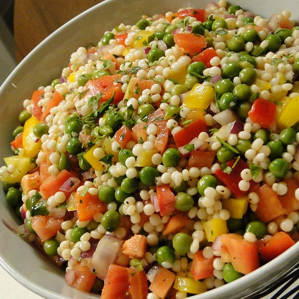 Cous Cous Salad - Vita Nova - University of Delaware, Newark, DE
