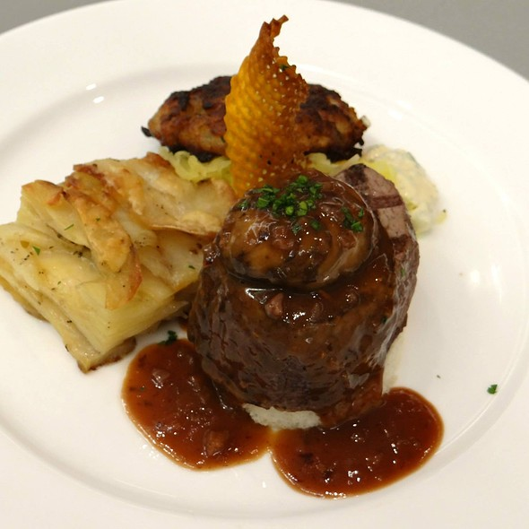 Filet Mignon - Vita Nova - University of Delaware, Newark, DE