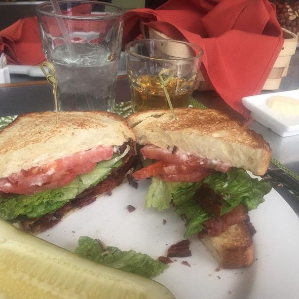 BLT - Henrietta's Table, Cambridge, MA