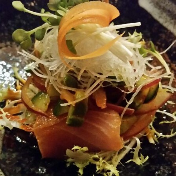 Spicy King Yellowtail Salad  - Nobu Dallas, Dallas, TX