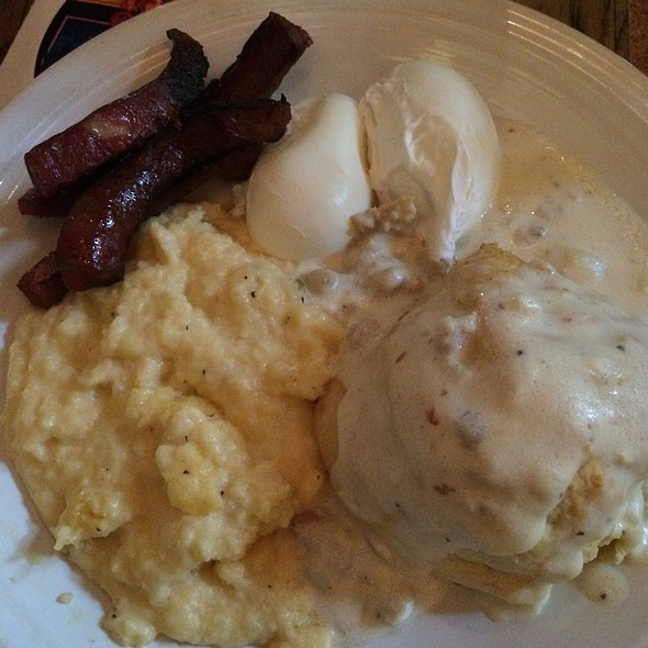 Southern Breakfast - Square One Brewery & Distillery, St. Louis, MO