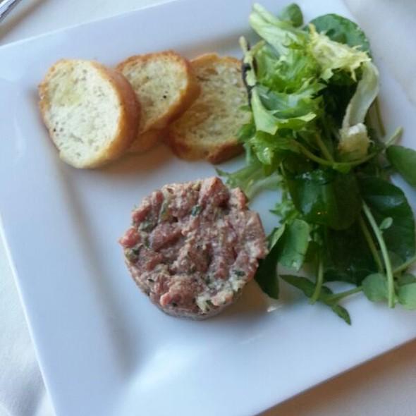 Steak Tartar - Nicollet Island Inn, Minneapolis, MN