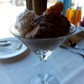 Chocolate Mousse - Nicollet Island Inn, Minneapolis, MN