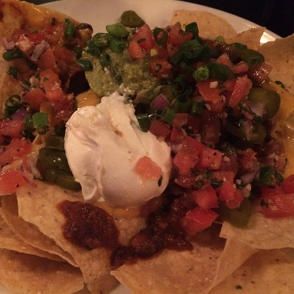 Nachos - Capitol City Brewing Company - Downtown, Washington, DC