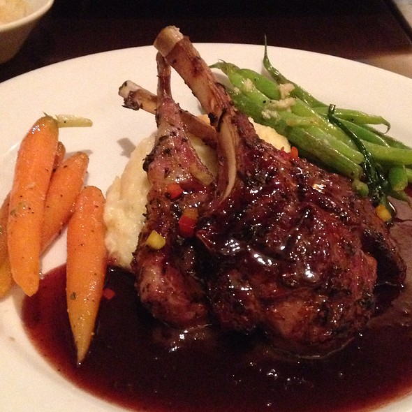 Lamb Chops - 1515 Restaurant & Lounge, Walnut Creek, CA