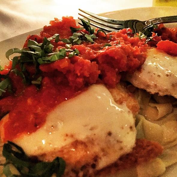 Chicken Parmesan - Maggiano's - Las Vegas, Las Vegas, NV