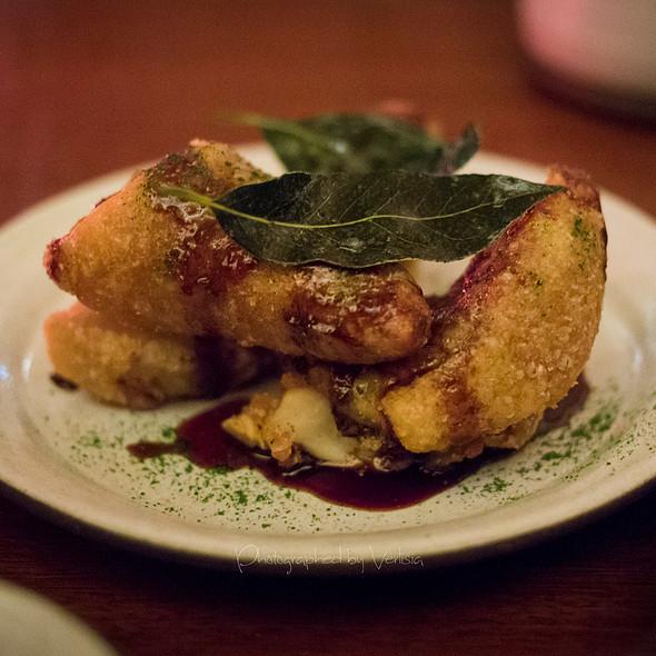 Crispy Pig Tails - Tosca Cafe, San Francisco, CA