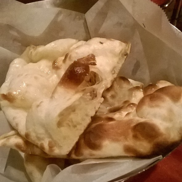 Naan - The Indian Garden - Chicago, Chicago, IL