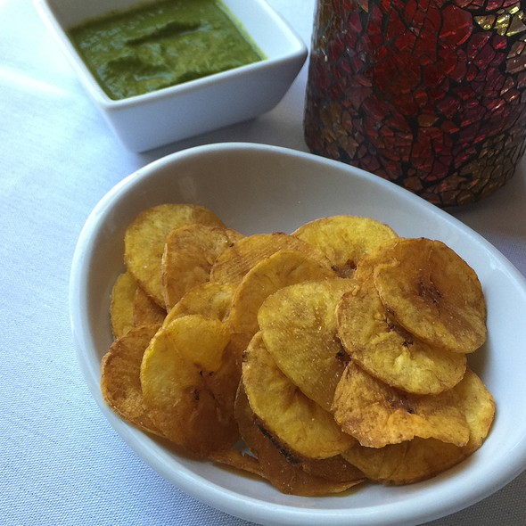 Plantains - Mango Peruvian Restaurant, St. Louis, MO