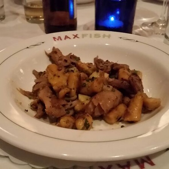 Sweet Potato Gnocchi With Duck Confit - Max Fish, Glastonbury, CT