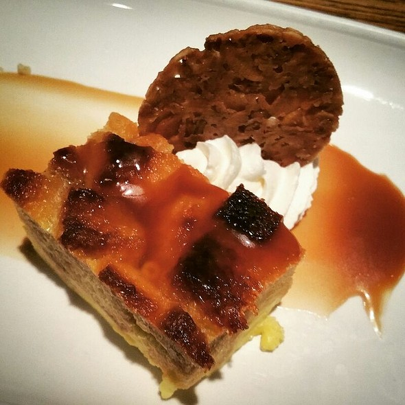Bread Pudding - Coohills, Denver, CO