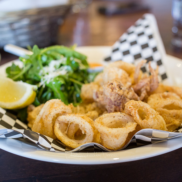 Fried Calamari - The Good Fork - Morgan Hill, Morgan Hill, CA
