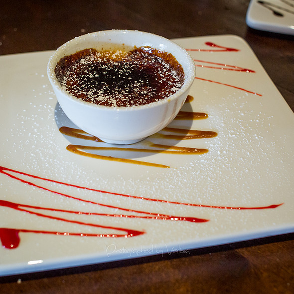 Creme Brulee - The Good Fork - Morgan Hill, Morgan Hill, CA