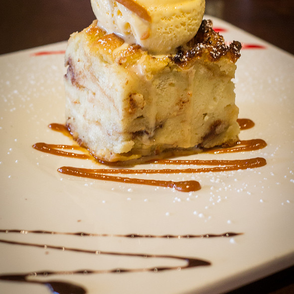 Bread Pudding - The Good Fork - Morgan Hill, Morgan Hill, CA