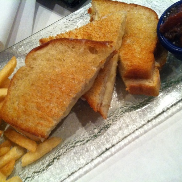 Grilled Cheese Sandwich - J. Paul's - Georgetown, Washington, DC