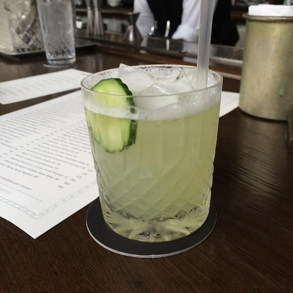 Eastern Standard Cocktail - Cecconi's Miami Beach (fka Soho Beach House - Cecconi's), Miami Beach, FL