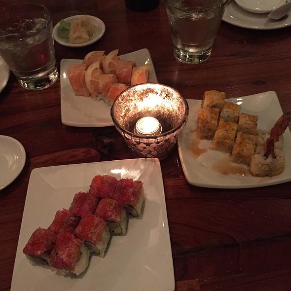 Sushi Rolls - Takashi, Salt Lake City, UT