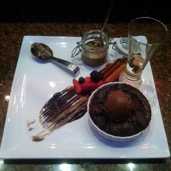 Dessert Sampler - BLU, Louisville, KY