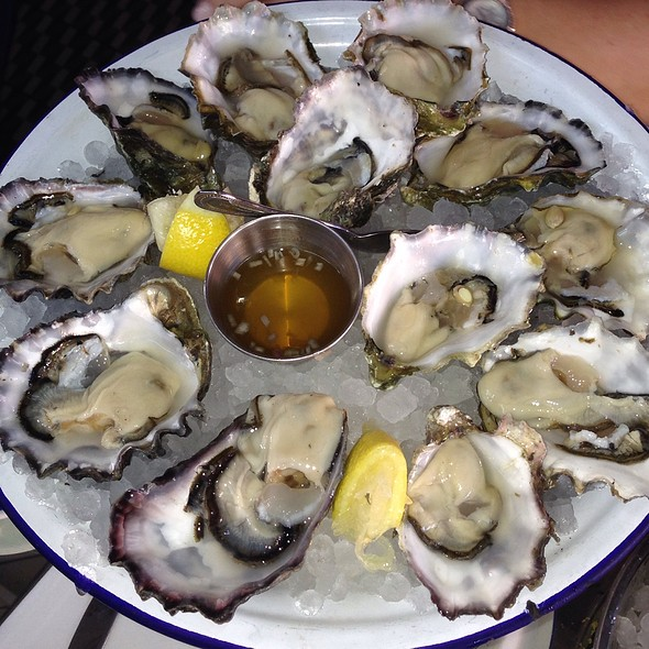 Ironside Oysters - Ironside Fish & Oyster, San Diego, CA