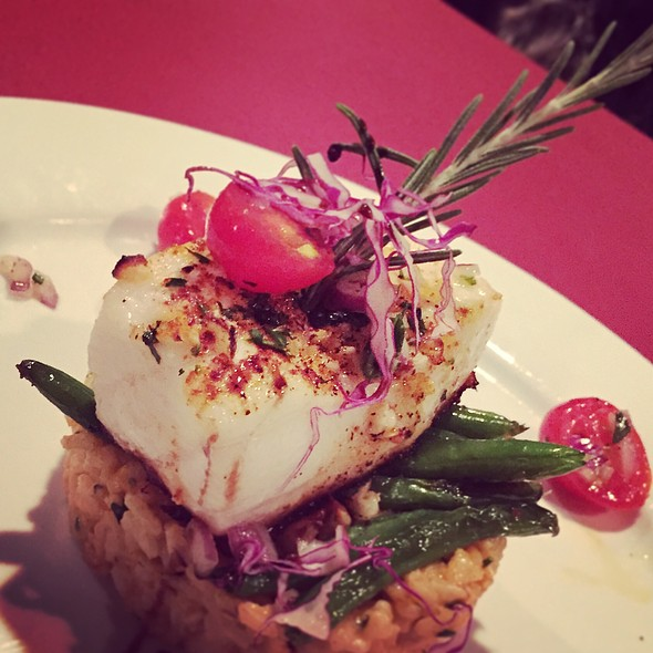 Chilean Seabass - Vidalia Restaurant - Lawrenceville, NJ, Lawrenceville, NJ
