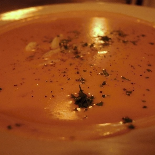 Lobster Bisque - Morton's The Steakhouse - Seattle, Seattle, WA