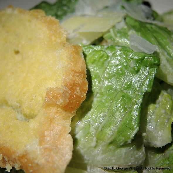Caesar Salad - Morton's The Steakhouse - Seattle, Seattle, WA