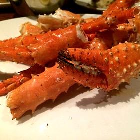 King Crab Legs - Mitchell's Fish Market - Lansing, Lansing, MI