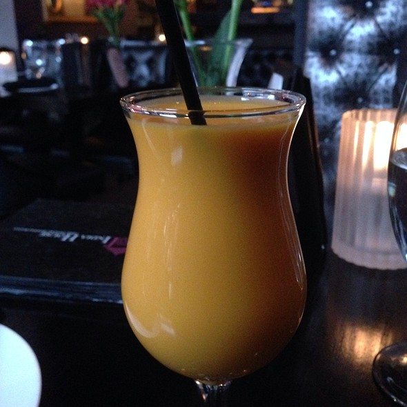 Mango Lassa - India House, Chicago, Chicago, IL