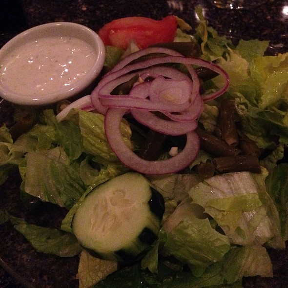 Salad - Mother Anna's, Boston, MA