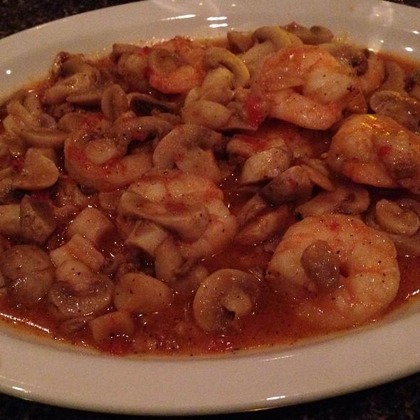 Shrimp A La Mama Anna - Mother Anna's, Boston, MA