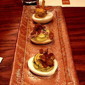 Deviled Eggs - Silo, Nashville, TN