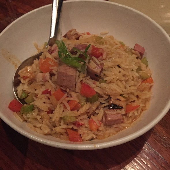 Basmati Dirty Rice - Silo, Nashville, TN