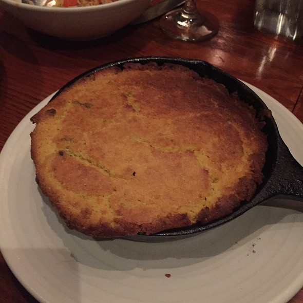 Cast Iron Scallion/Jalapeño Cornbread - Silo, Nashville, TN