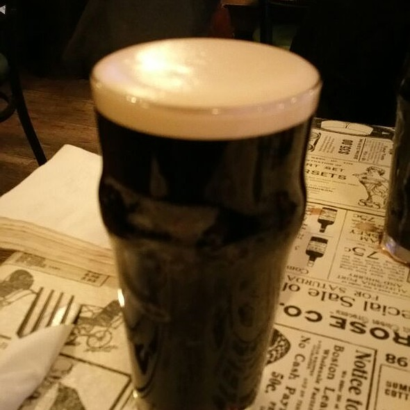 Guinness Pint - The Kettle Black, Brooklyn, NY