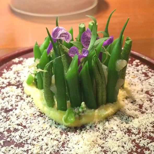 Green Bean And Butter Salad - Kuuk, Merida, YUC