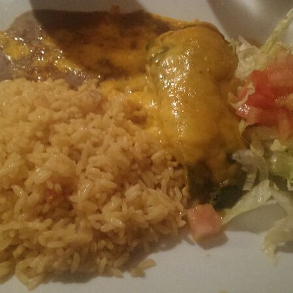 Chile Relleno - Cancun, New York, NY