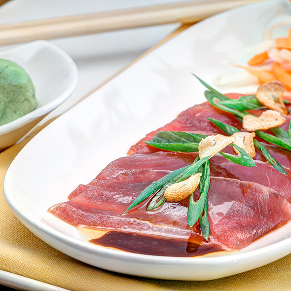 Big Eye Tuna Sashimi - Coles 735 Main, Lexington, KY