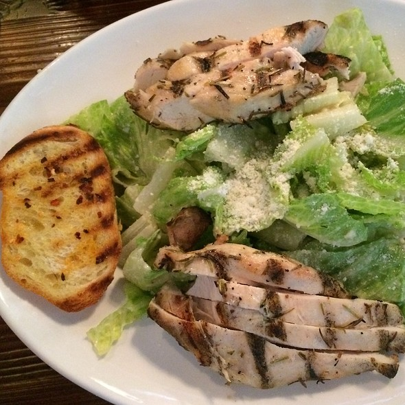 Chicken ceasar salad - Francesco's Ristorante & Pizzeria, Maitland, FL