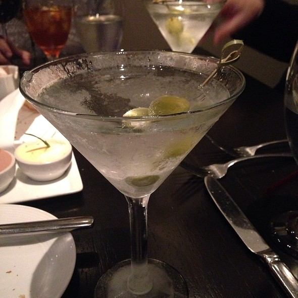 Duck Duck Goose Blood And Wine Languageen: The Mercury Restaurant - Dallas, TX