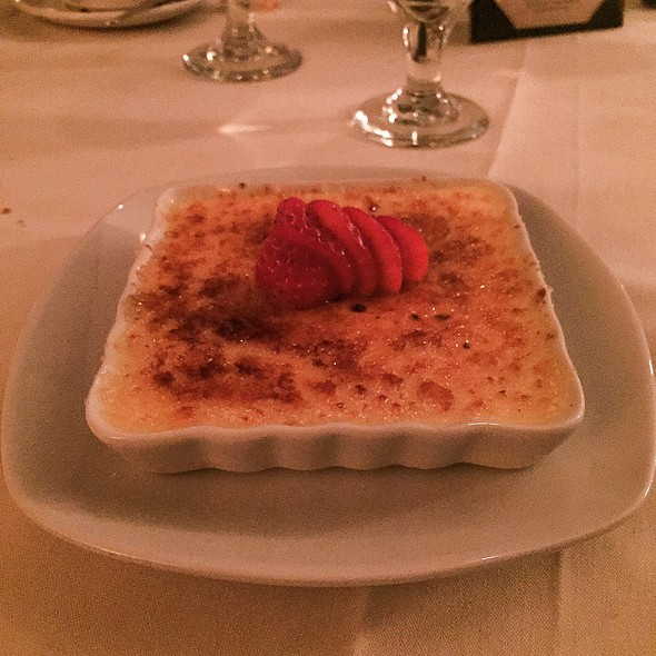 Créme Brulé - The Gables at Chadds Ford, Chadds Ford, PA