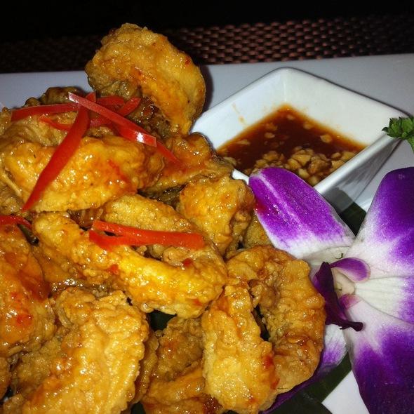 Fried Calamari - Tamarind Seed, Atlanta, GA