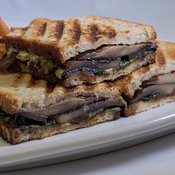 Portobello Panini - 1906 at Longwood Gardens, Kennett Square, PA
